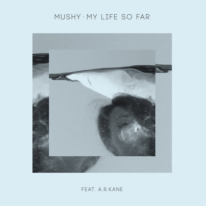 MNQ 031 Mushy - My Life So Far 12'' EP cover art