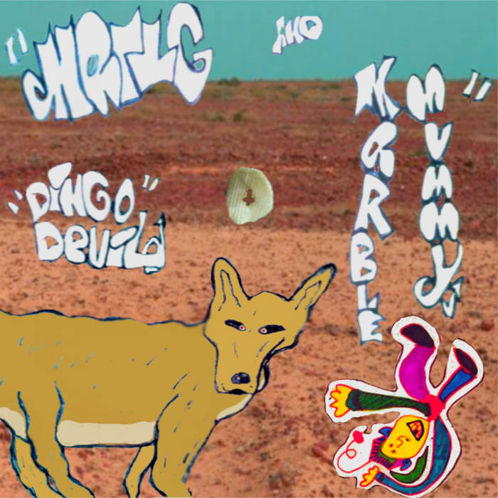 Dingo Devil cover art