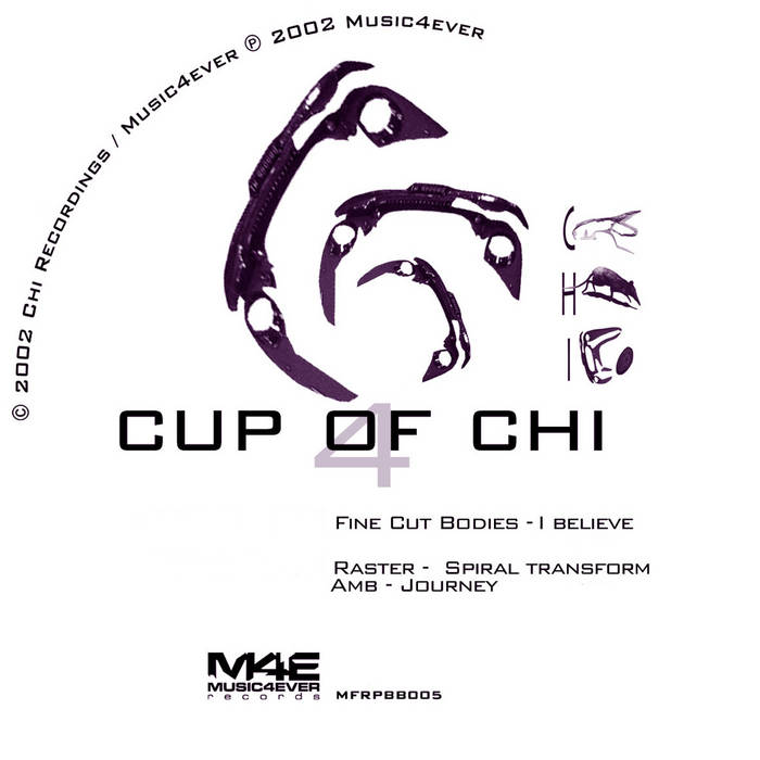 Cup Of Chi Volume 4. cover art