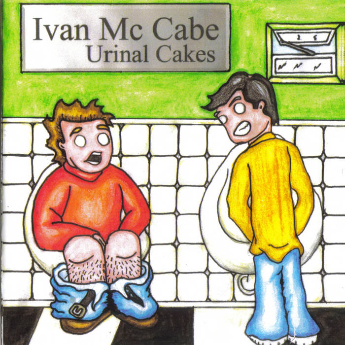 Urinal Cakes cover art