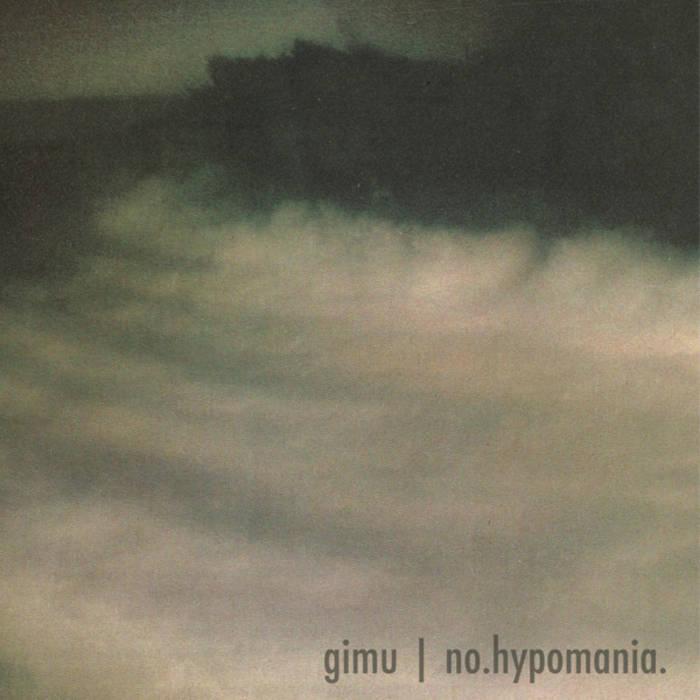 No.Hypomania. cover art