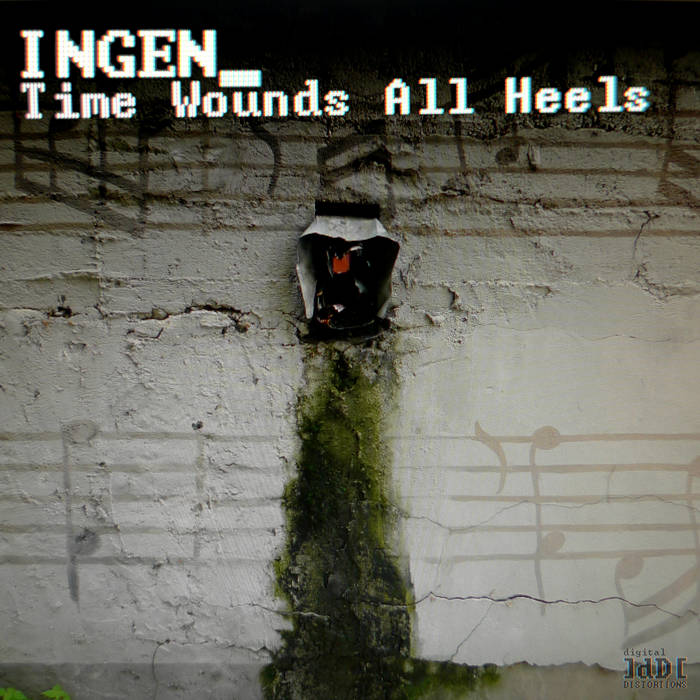 Time Wounds All Heels cover art