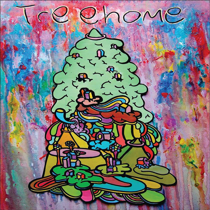 Treehome EP cover art