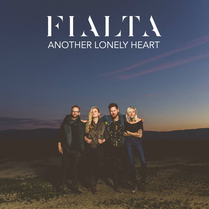 Another Lonely Heart cover art