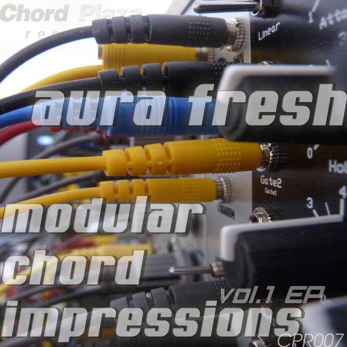 Modular Chord Impressions vol.1 EP cover art