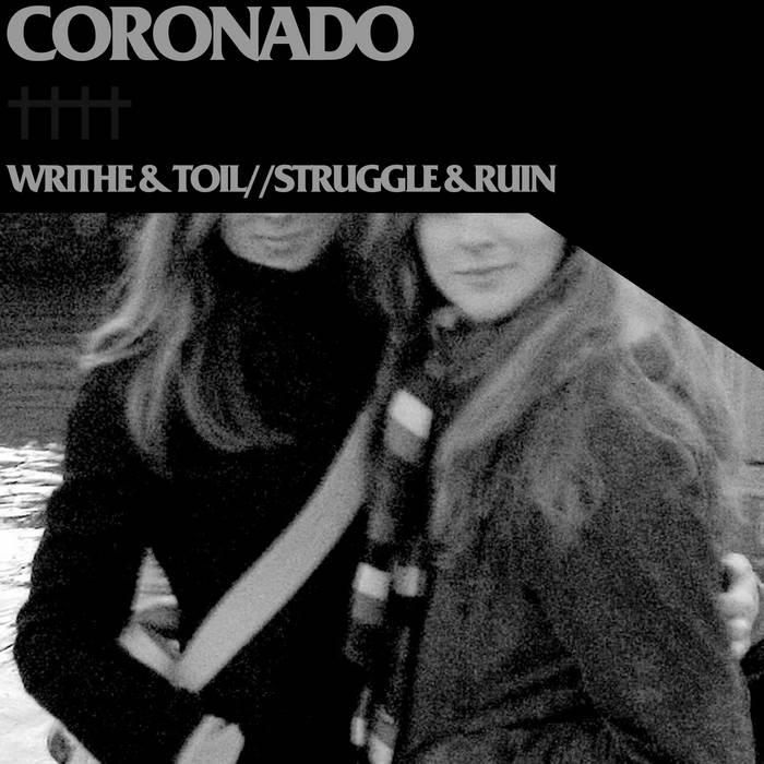 Writhe & Toil, Struggle & Ruin cover art