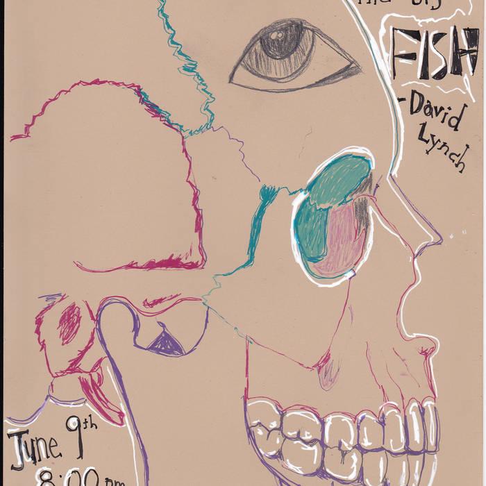 CATCHING THE BIG FISH by David Lynch cover art