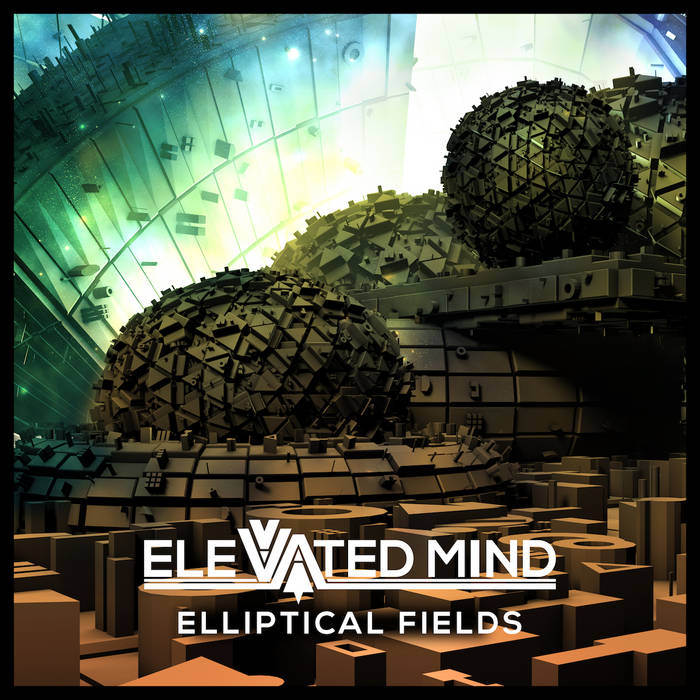 Elliptical Fields EP cover art