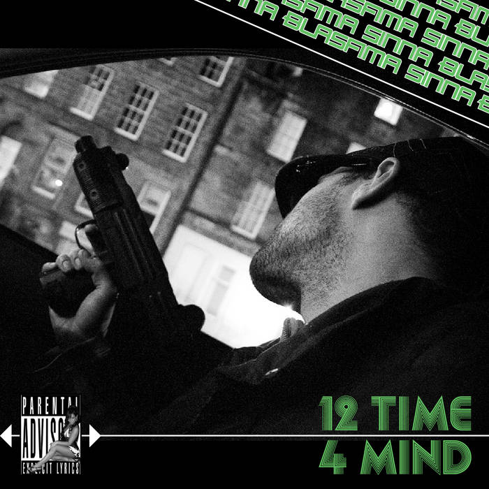 12 Time 4 Mind cover art