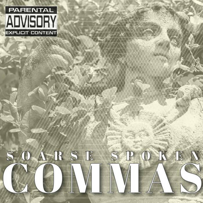 Commas cover art