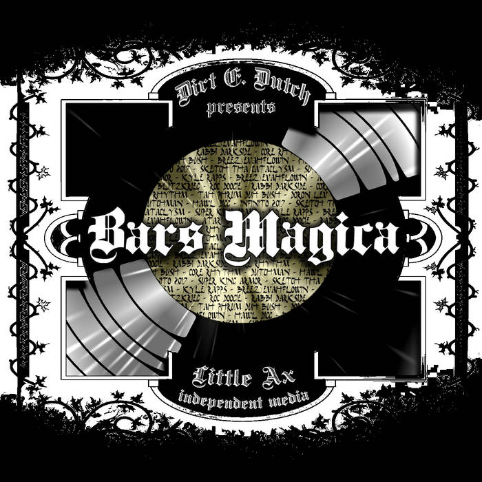 Bars Magica cover art
