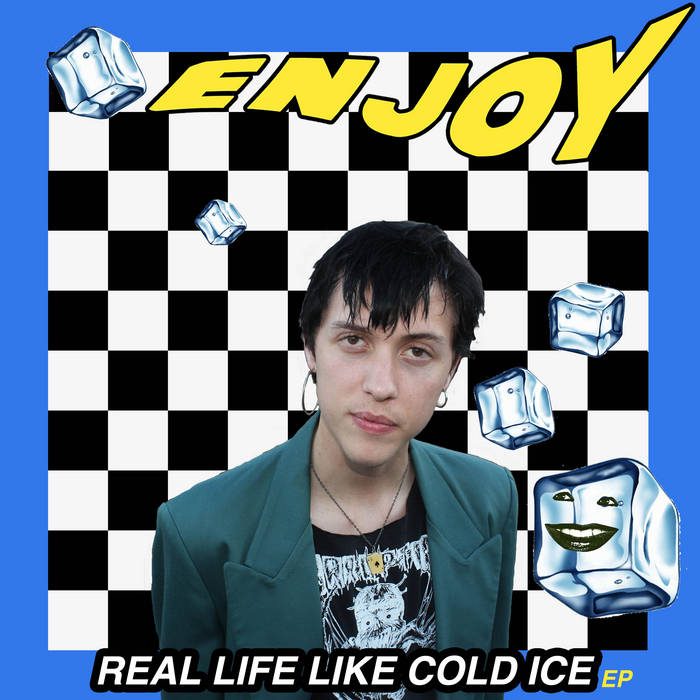 Real Life Like Cold Ice (EP) cover art
