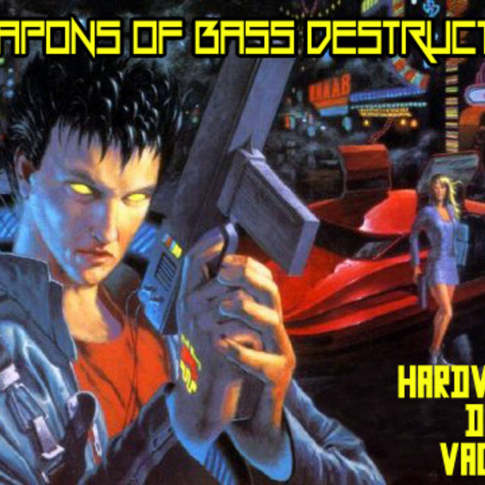 Hardware Dance Vaginas cover art