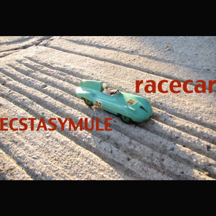 racecar cover art