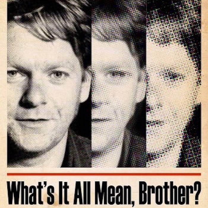 What's It All Mean, Brother? cover art