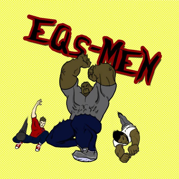 The EQs-Men EP cover art