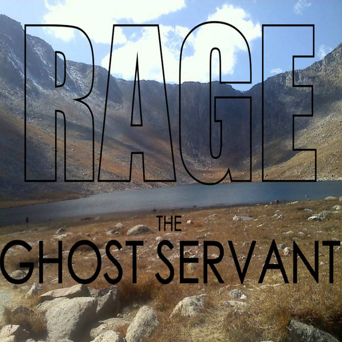 RAGE (In Relation To Living) cover art