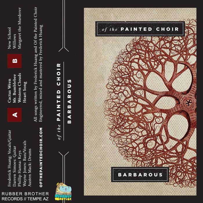 Barbarous cover art