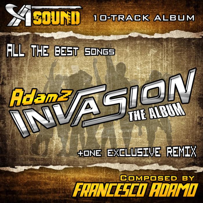 INVASION - The Album cover art