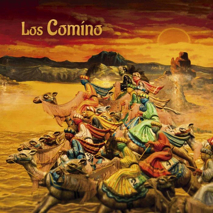LOS COMÍNO cover art