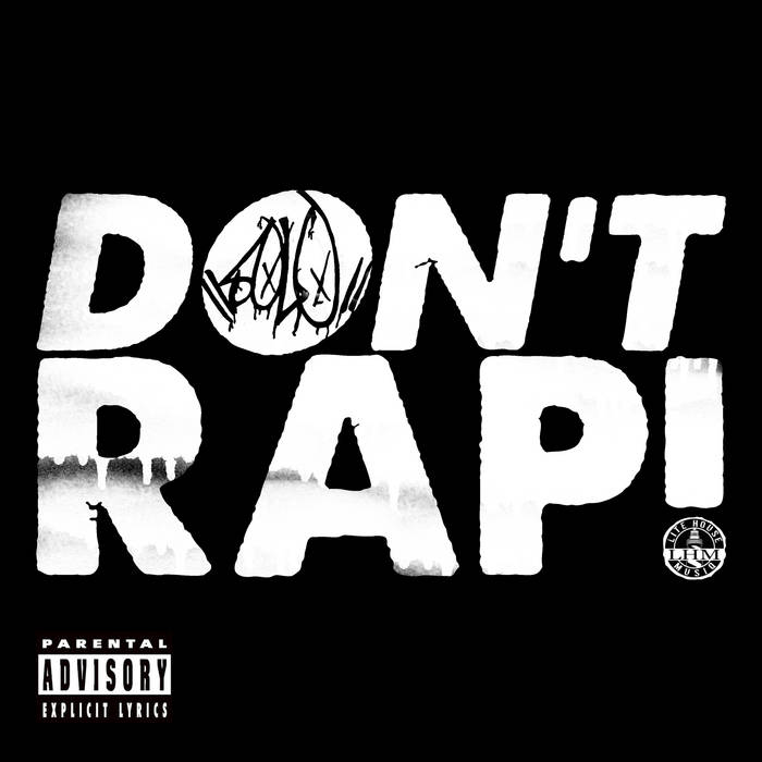 Don't Rap cover art