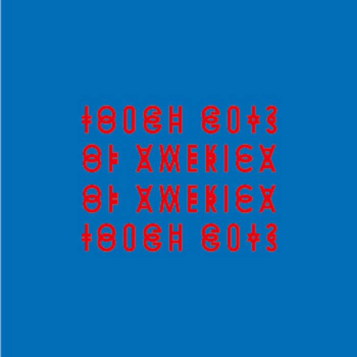 Tough Guys of America EP cover art