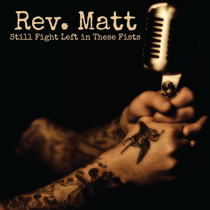 Still Fight Left in These Fists cover art