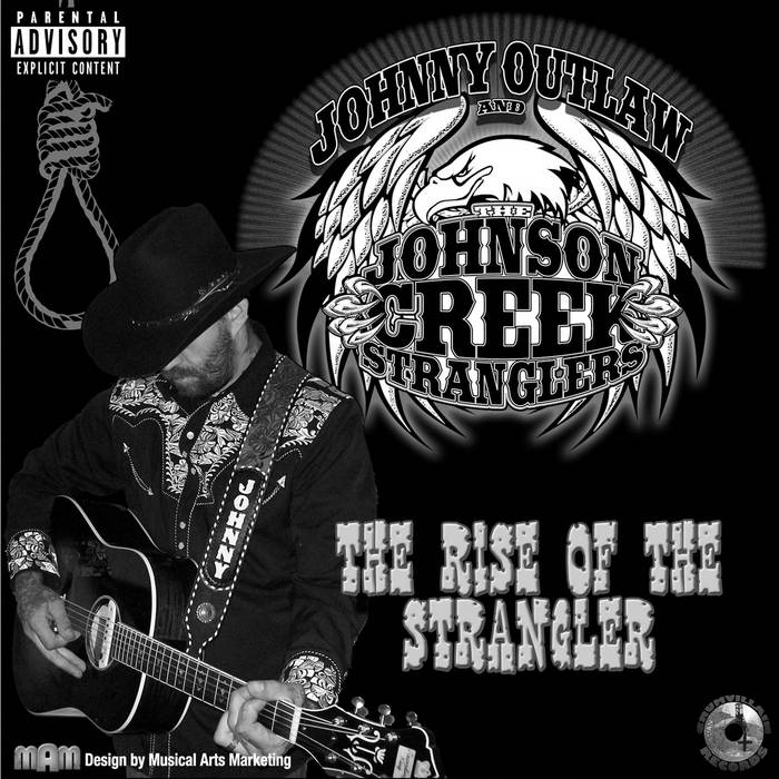 The Rise Of The Strangler cover art