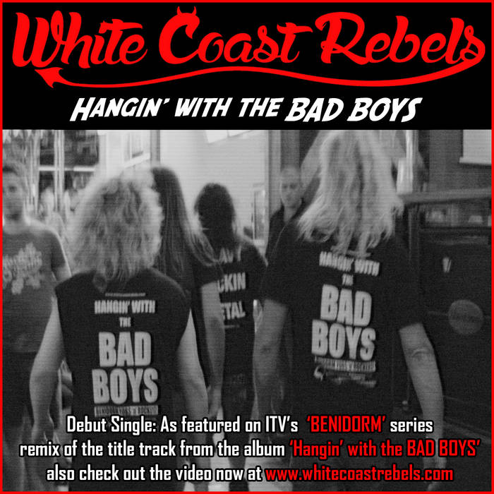 Hangin' with the BAD BOYS (Single) cover art