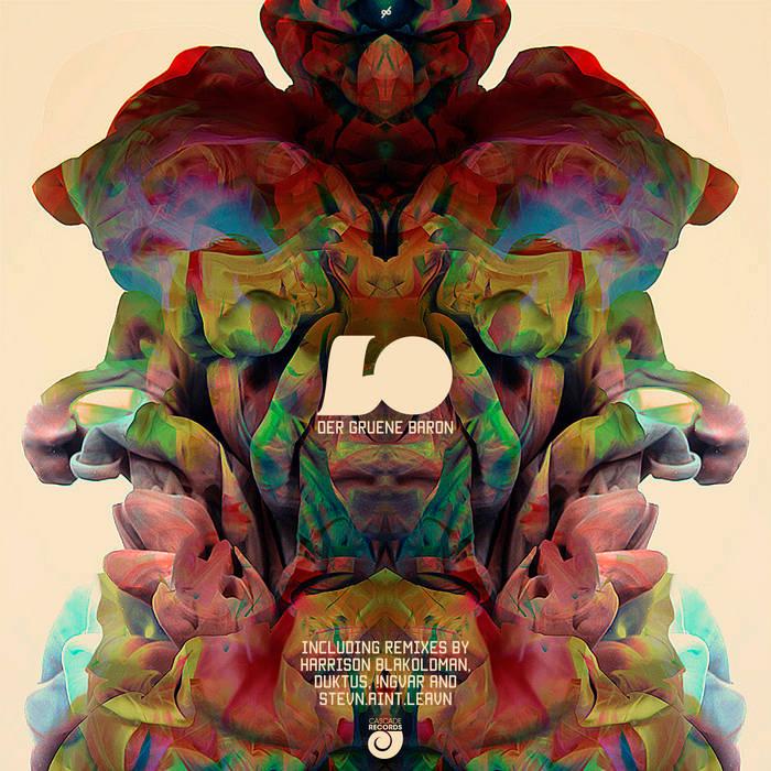 Der Gruene Baron EP cover art