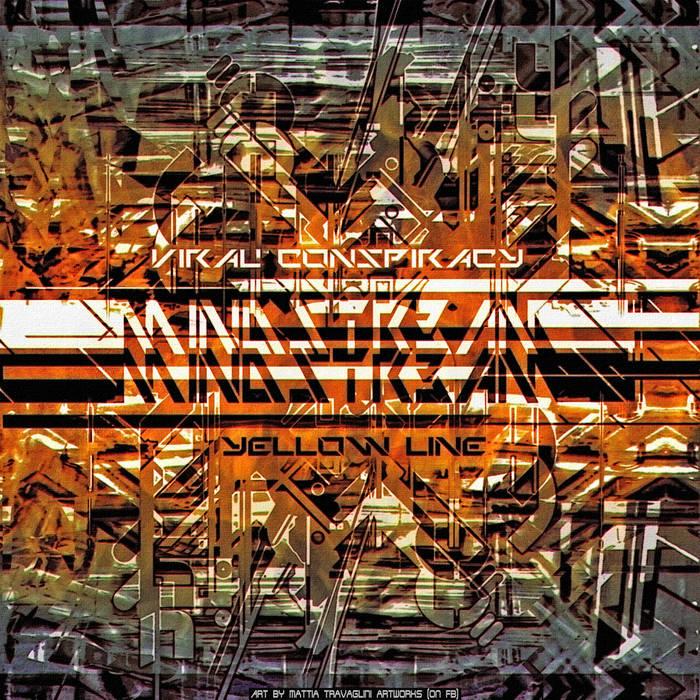 MiNDSTR3AM - Yellow Line cover art