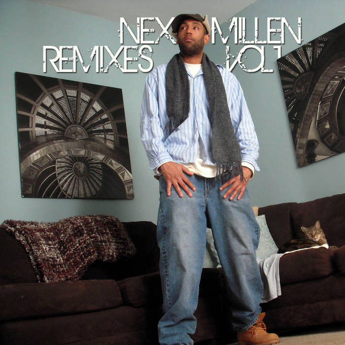 Nex Millen:: Remixes_Vol.1 cover art
