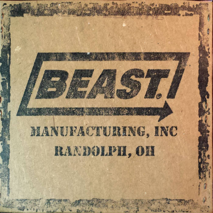 Beast Manufacturing cover art