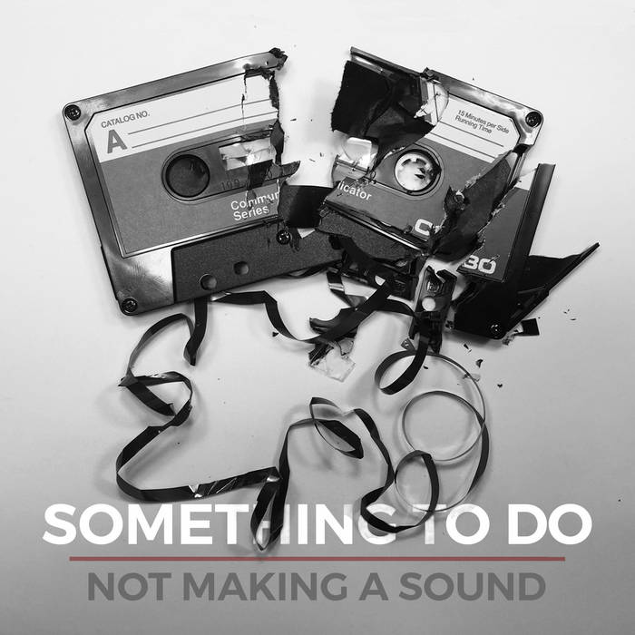 Not Making A Sound cover art