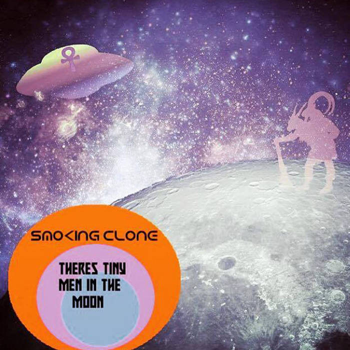 There's Tiny Men in the Moon cover art