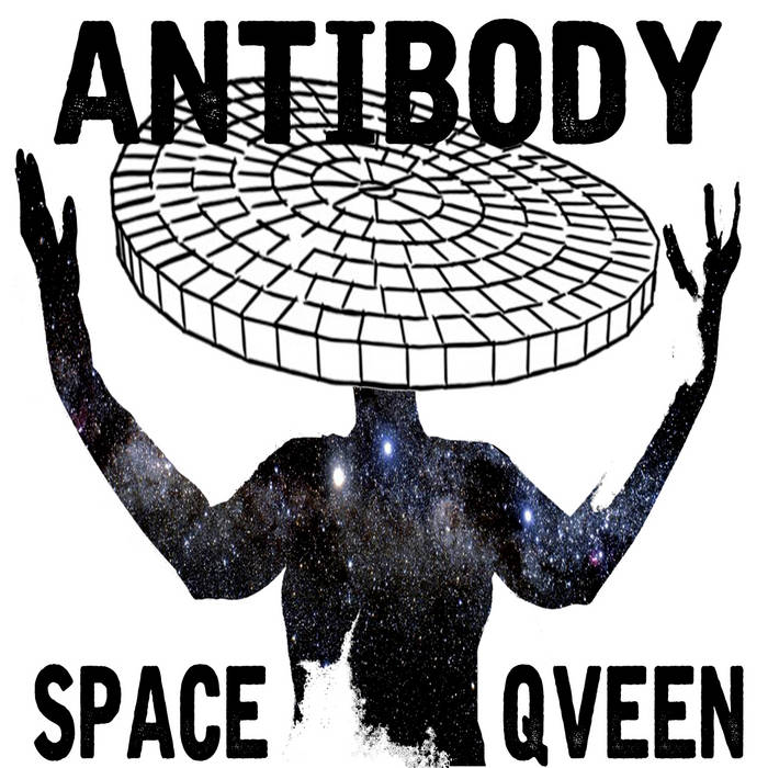Space Qveen cover art