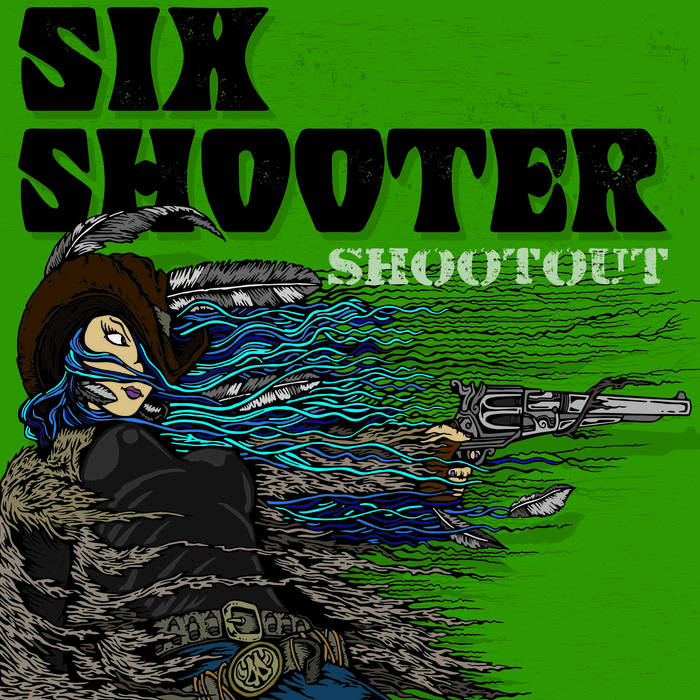 Shootout cover art