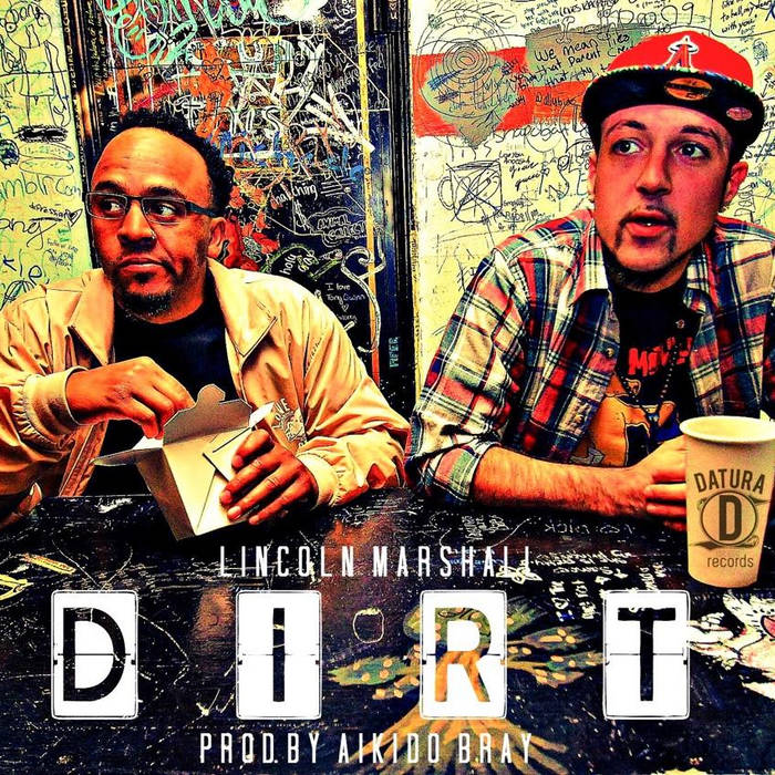 Lincoln Marshall - DIRT cover art