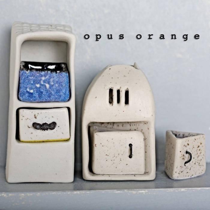opus orange cover art