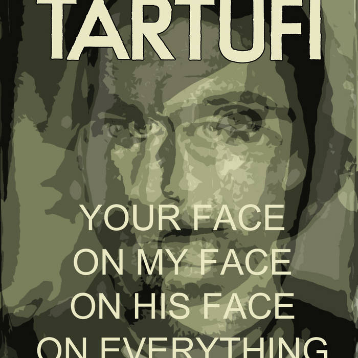 2012 Tour EP / Your Face On My Face On His Face On Everything cover art