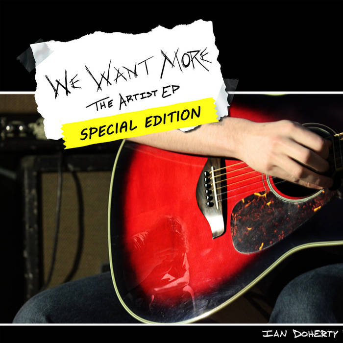 We Want More: The Artist EP (Special Edition) cover art
