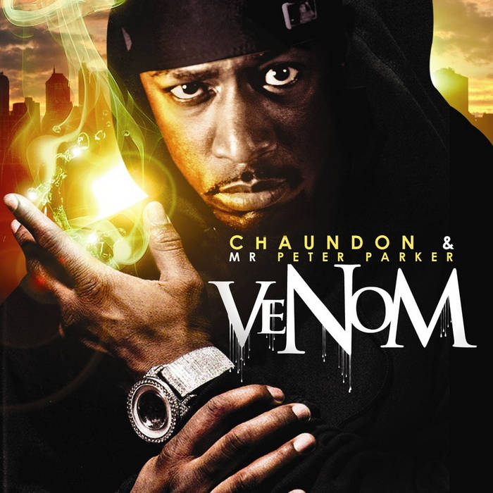 VENOM cover art