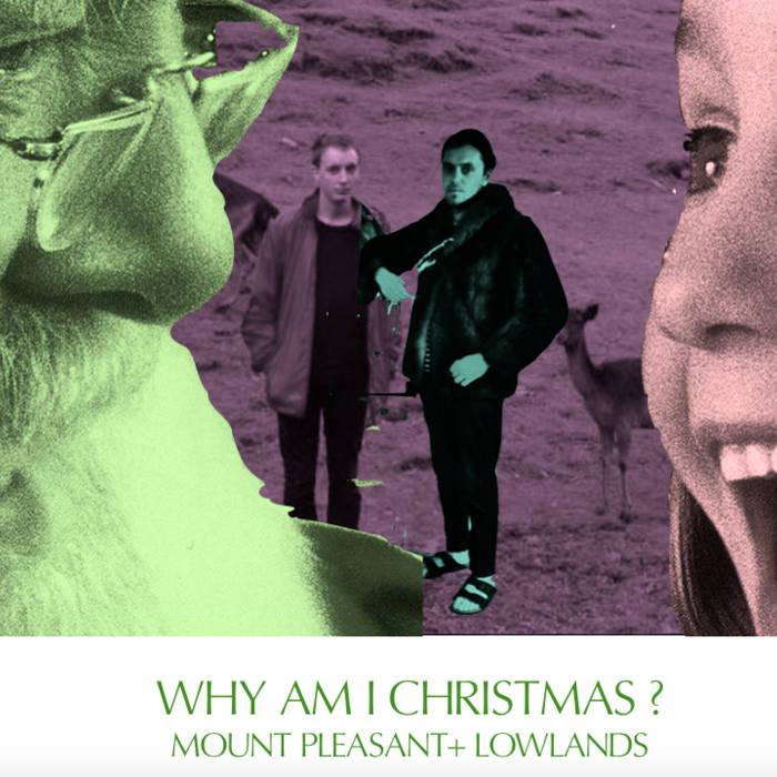 Why Am I Christmas? cover art