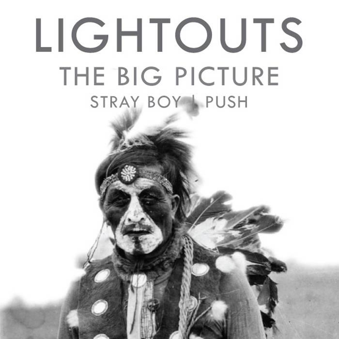 The Big Picture maxi-single cover art