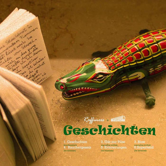 Geschichten cover art