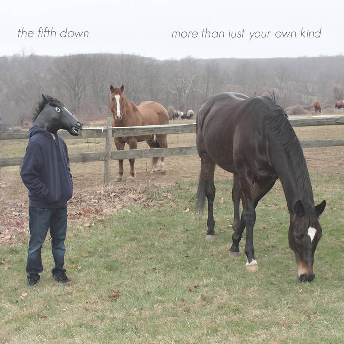 More Than Just Your Own Kind cover art
