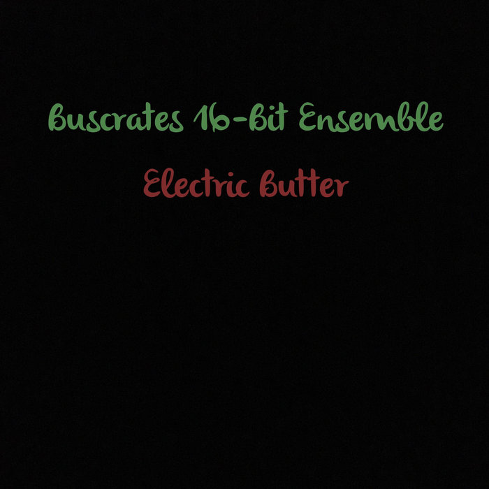Electric Butter cover art