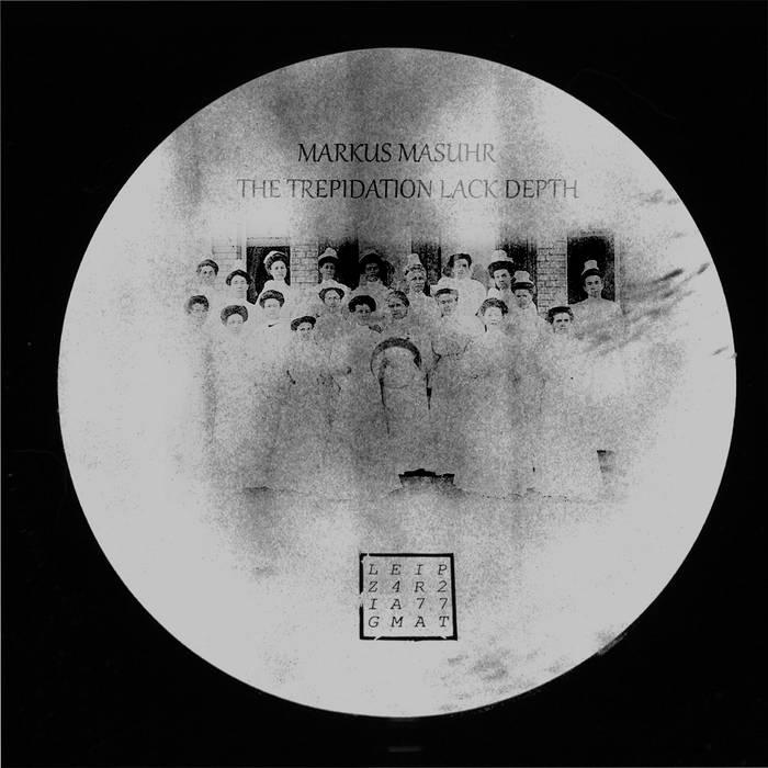 Markus Masuhr - The trepidation lack depth [pragmat009] cover art