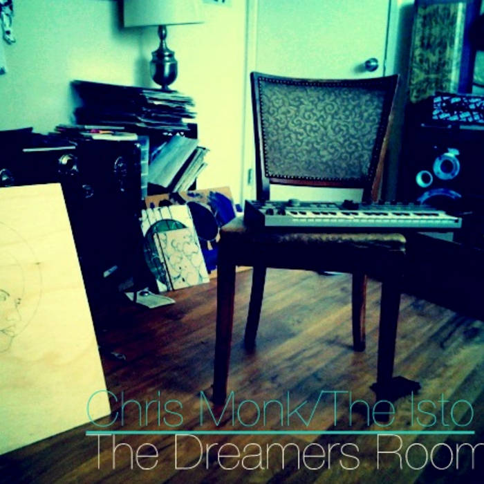 The Dreamers Room E.P. cover art
