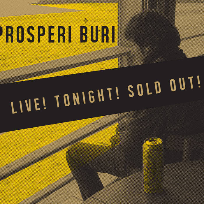Live ! Tonight ! Sold out ! cover art